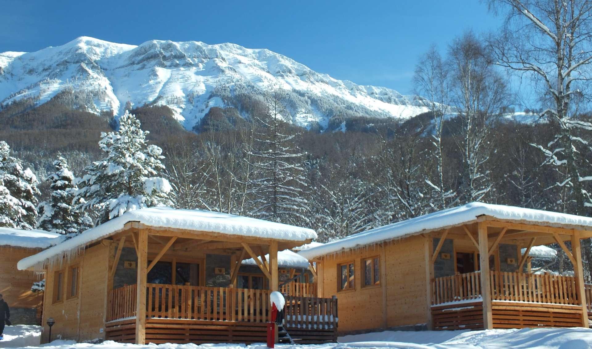 Location Chalet M 233 L 232 Ze Alpes De Haute Provence